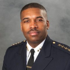 Chief of Police Kevin Booker