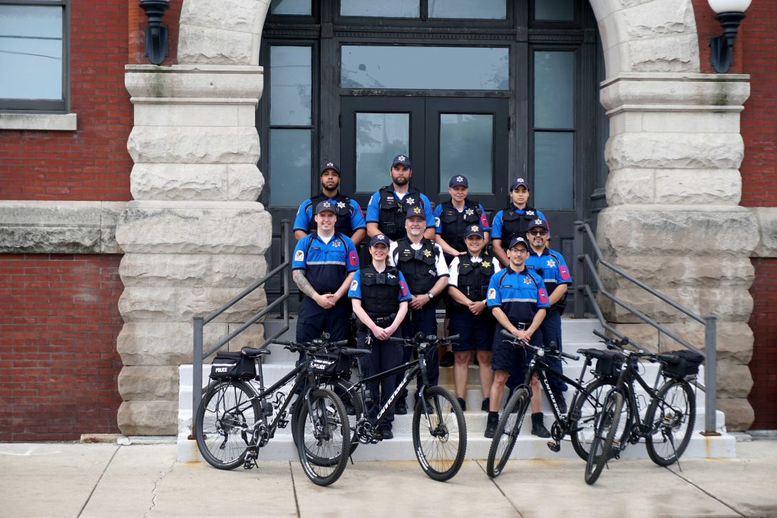 UIC Police Department Bike Patrol