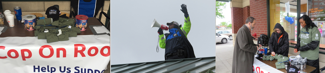 Cop On a Rooftop Initiative